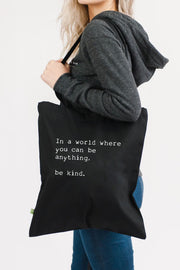 """Be Kind"" Tote Bag"