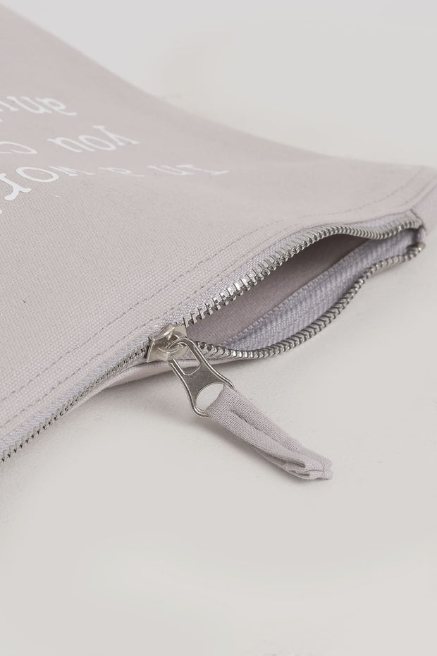 """Perfectly Imperfect"" Accessory Bag"