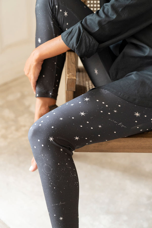 Cosmic Mantra Lounge Legging