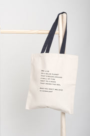 """Miracles"" Tote Bag"