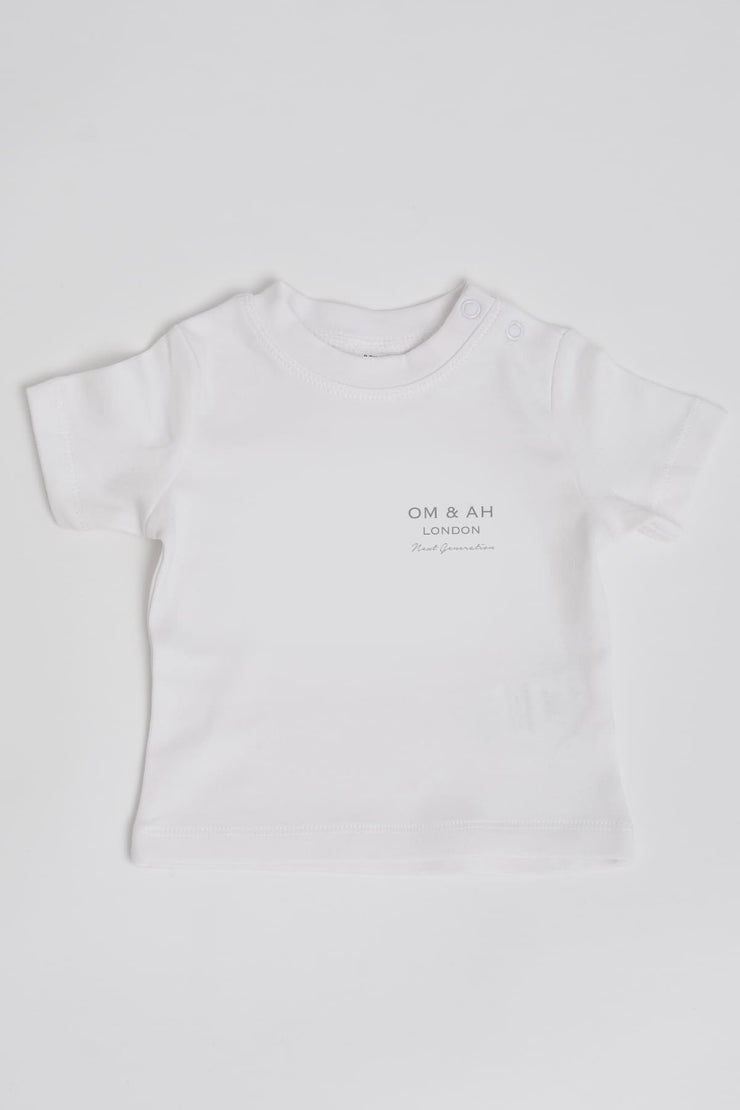 """Next Generation"" Cotton Baby Tee"