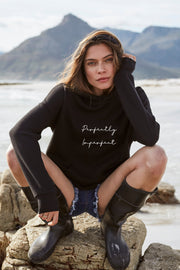 """Perfectly Imperfect"" Hoodie"