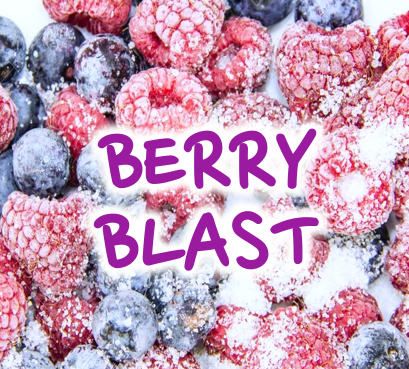 *NEW* BERRY BLAST - 50/50 30ml