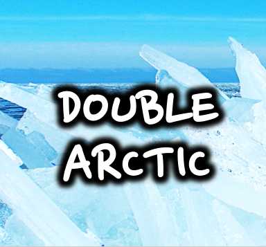 DOUBLE ARCTIC - 50/50 30ml