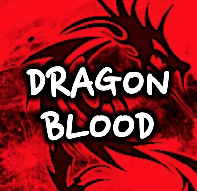 DRAGONS BLOOD - 50/50 120ml Mega Bottle