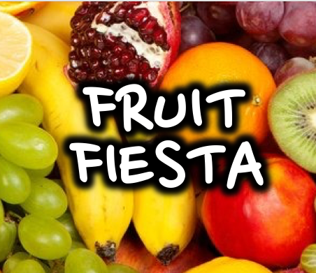 FRUIT FIESTA - 50/50 30ml