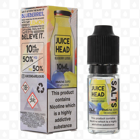 Juice Head Nic Salts Eliquid