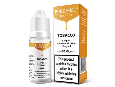 Puremist Tobacco E-liquid 10ml