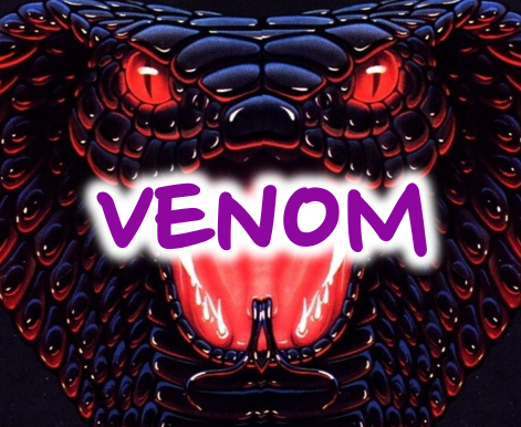*NEW* VENOM - 50/50 30ml