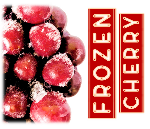 FROZEN CHERRY  - MAX VG 60ml