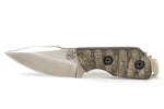 Tommy Knife® TK-A Spearpoint with Caveman Grip