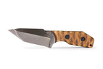 Tommy Knife® Bravo with Micarta Caveman Grip