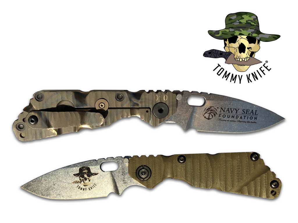 Navy SEAL Foundation Folder