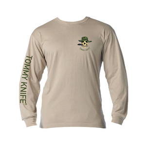 Tommy Knife® Sand Long Sleeve