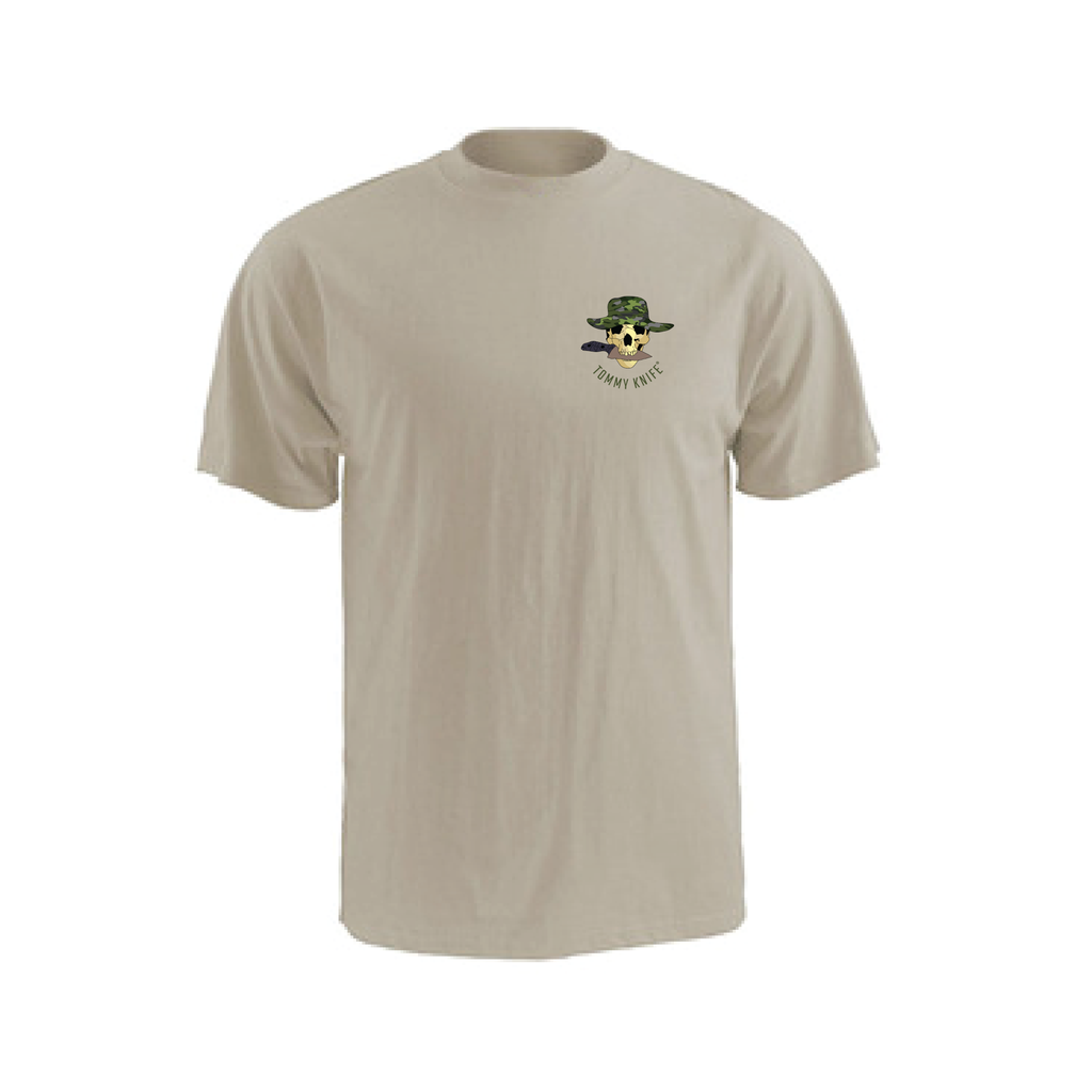 TK Desert Tan Short Sleeve