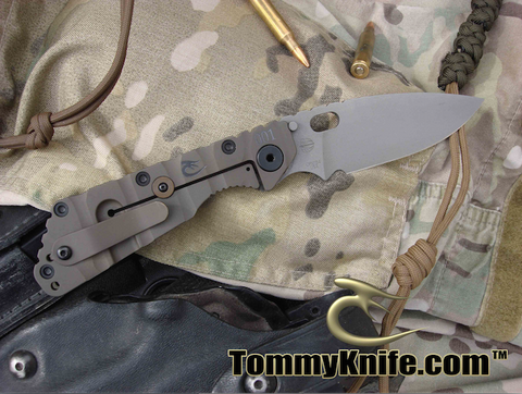 Tommy Knife Custom Folding Knife