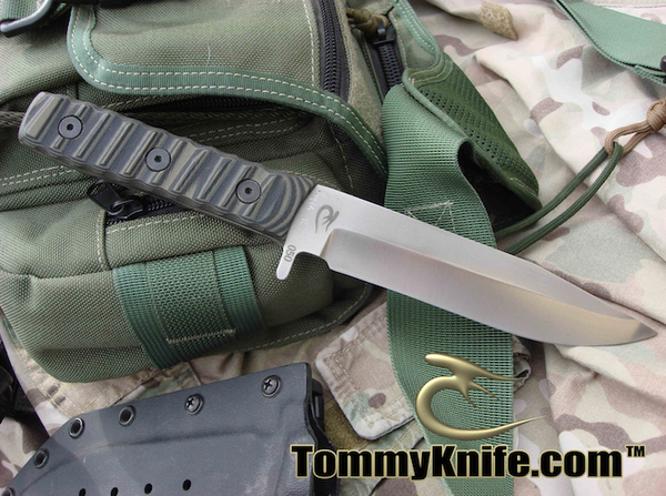 Tommy Knife Fixed Long Blade