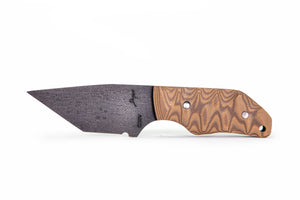 Tommy Knife® Charlie with G10 Caveman Grip - Right Grind