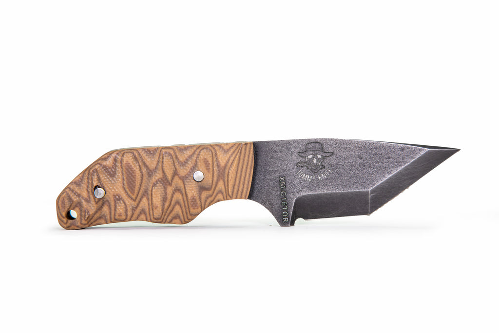 Tommy Knife® TK-C with G10 Caveman Grip