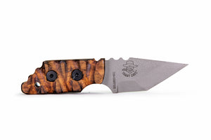 Tommy Knife® TK-C with Koa Caveman Grip