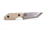 Tommy Knife® Echo with G10 Caveman Grip - Right Grind