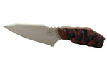 Tommy Knife® TK-B Pike Caveman Koa Wood Grip
