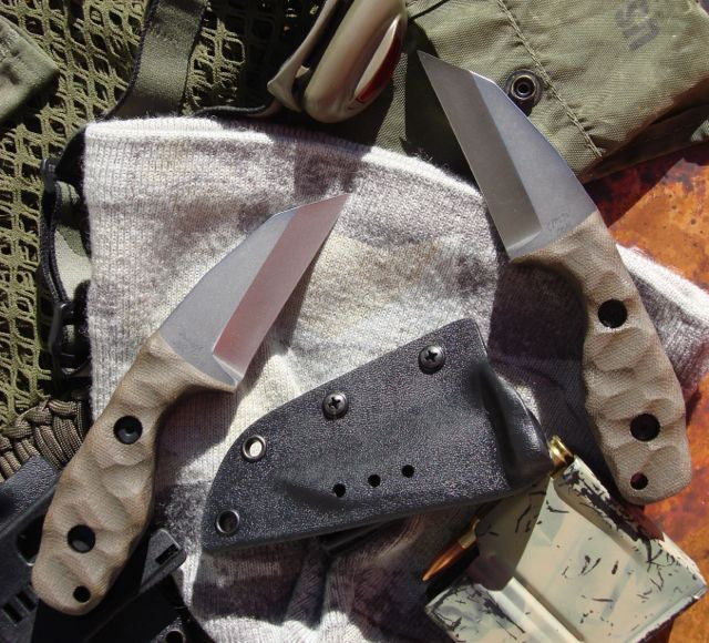 Tommy Knife Mini T CPM 3V Knives