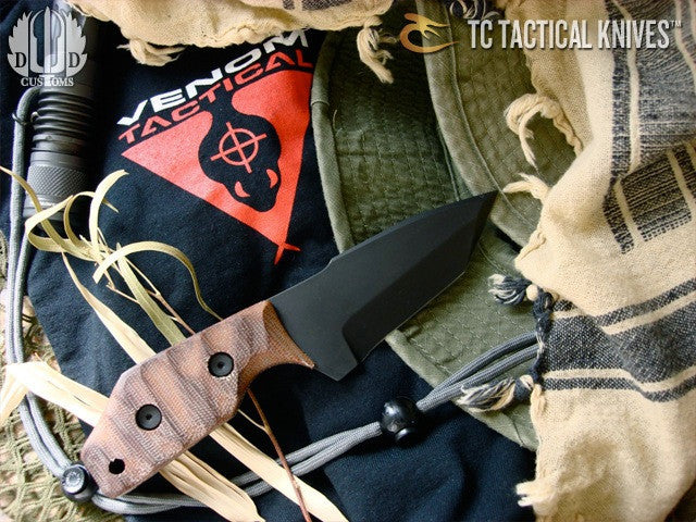 Tommy Knife Vengeance CPM 3V Knife