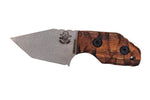 Tommy Knife® TK-D with Koa Caveman Grip