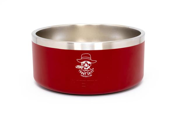 Tommy Knife Yeti Dog Bowl