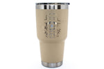 Tommy Knife® Yeti Rambler 30 oz Tumbler with Magslider Lid