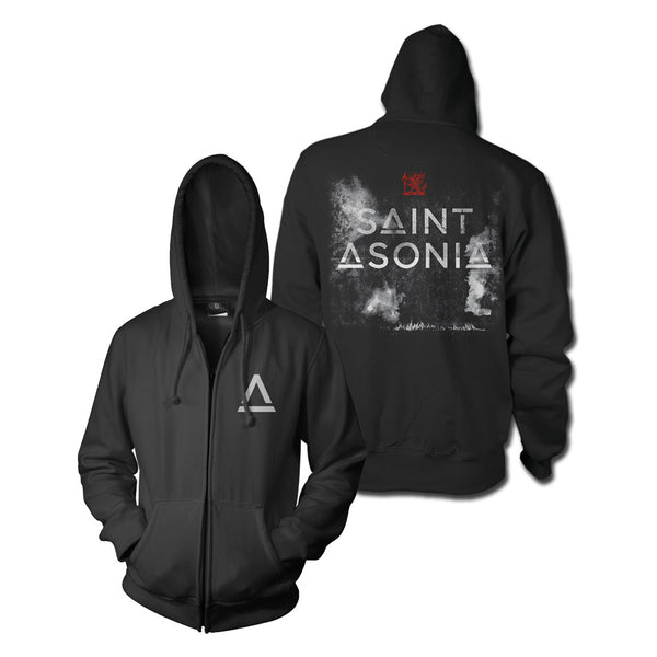 """A"" Hooded Sweatshirt"