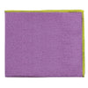 Aquis Adventure Towel Medium - Purple with Lime Green Trim