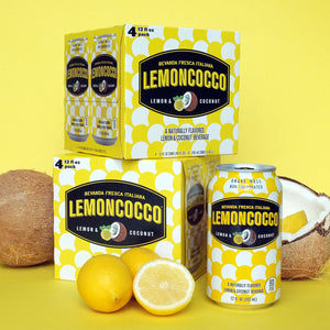Lemoncocco™ 6 - 4pk 12oz Cans