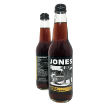 Load image into Gallery viewer, 12-pack of JONES Cane Sugar Cola