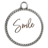 Image of Smile Necklace - Deco Coin