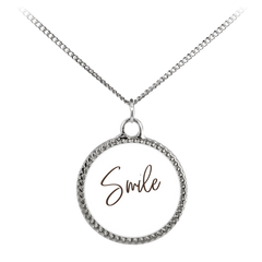 Smile Necklace - Deco Coin