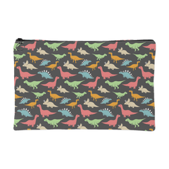 Dino Carry-All Pouch Grey