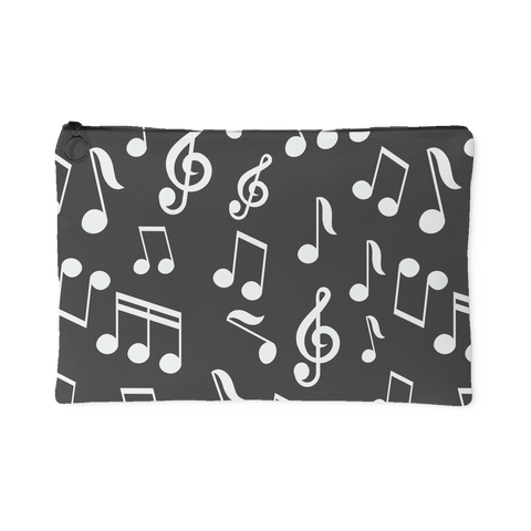 Music Note Carry-All Pouch