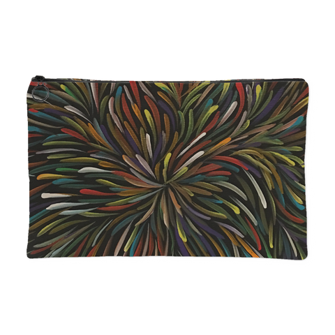 Whoosh Artsy Pouch