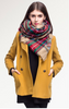 Image of Warm Beautiful Scarves Plaid