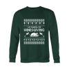 Image of Ugly Christmas Sweater - Winesgiving - 50% OFF