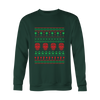 Image of Ugly Christmas Sweater - Skulls Color - 50% OFF