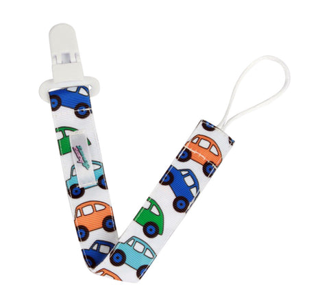 Pacifier Clip Boy - Set of 3