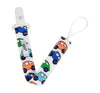 Image of Pacifier Clip Boy - Set of 3