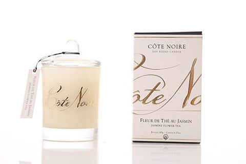 SCENTED CANDLES BY COTE NOIRE