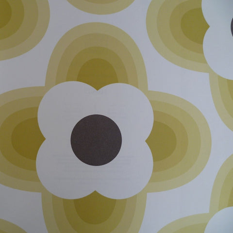 Orla Kiely Striped Petal by Harlequin - Home Interiors