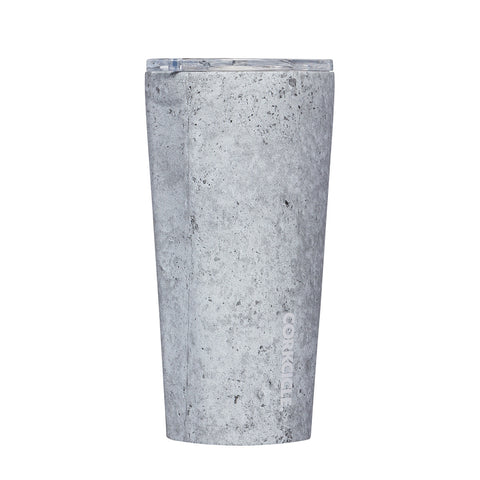 Corkcicle | Insulated Stainless Steel Tumbler 475ml | Concrete