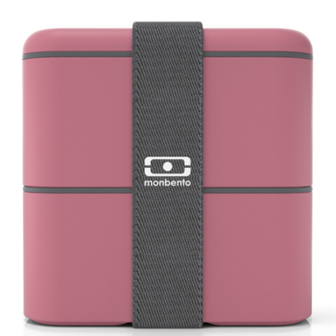 Mb Square Lunch Box | Monbento | Blush
