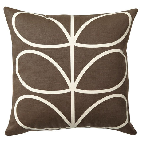 Orla Kiely Cushion Linear Stem - Home Interiors